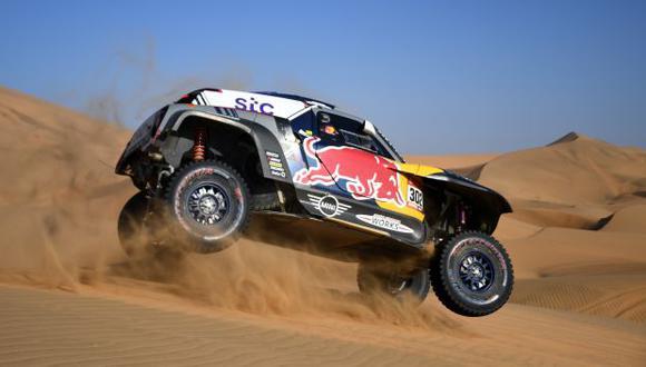 Dakar 2021 EN VIVO vía FOX Sports: sigue hoy EN DIRECTO la Etapa 6 entre Al Qaisumah y Ha'il. (Foto: AFP)