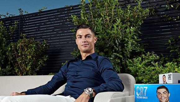Cristiano Ronaldo llegó a la Juventus en 2018 desde Real Madrid. (Instagram)