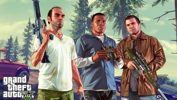 GTA V fue el juego más vendido de la última década en Estados Unidos.