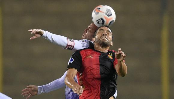 Melgar igualó 0-0 con Metropolitanos por la Copa Sudamericana (Foto:AFP)