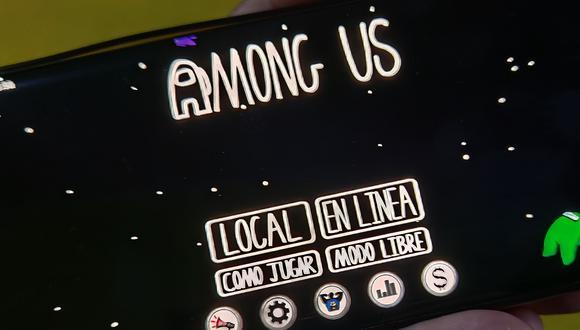 ¿Sabes para qué sirve el modo local de Among Us? Aquí te lo contamos. (Foto: Depor)
