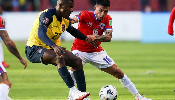 Desde Quito, Ecuador y Chile empataron sin goles por las Eliminatorias 2022 en la seta fecha. (Foto: AFP)