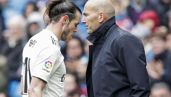 Gareth Bale se marchó al Tottenham ante las pocas oportunidades con Zidane en el Real Madrid. (Foto: AFP)