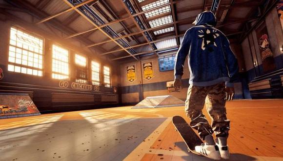Tony Hawk's Pro Skater 1 y 2 anunciado para PS4, Xbox One y PC. (Foto: Activision)