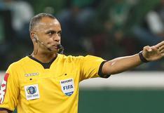 Para el choque de ida: Wilton Sampaio será el árbitro entre S. Cristal y Peñarol por la Sudamericana