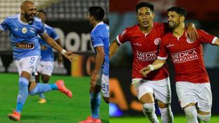 Sporting Cristal viajó a Montevideo para enfrentar a Rentistas por Copa Libertadores