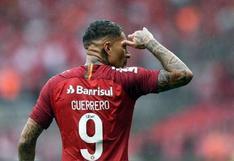 A buscar equipo: Internacional hizo oficial la salida de Paolo Guerrero del club