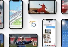 Mira el listado de celulares iPhone de Apple que actualizarán a iOS 15