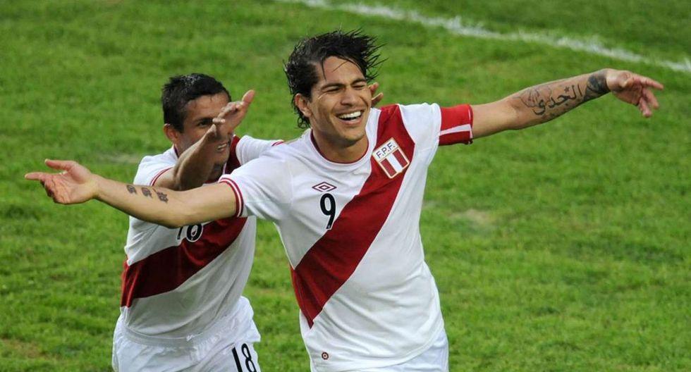 Perú vs. Chile | Guerrero hizo 5 goles en Copa América 2011 (Foto: Internet / Agencias / Getty Images)
