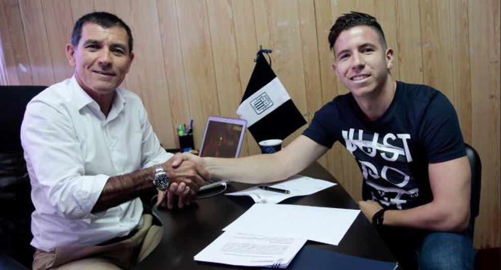 Alianza Lima sigue con sus entrenamientos en Chincha. Y Adrián Ugarriza se unirá a la pretemporada. (Foto: Alianza Lima)