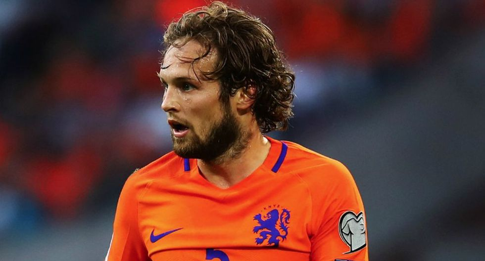 Daley Blind. (Getty Images)