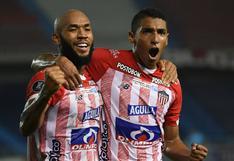 Junior goleó 3-0 a Bolívar y jugará la fase de grupos de la Copa Libertadores 2021