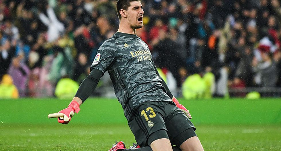Thibaut Courtois - 8 millones de euros. (Getty Images)