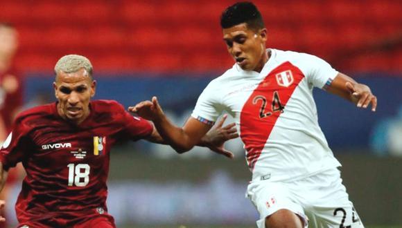 Raziel García, en cuatro partidos, sumó 82 minutos en el certamen internacional. (EFE)