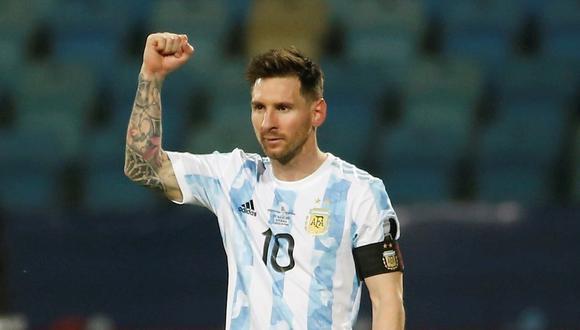 Lionel Messi es el máximo anotador de la Copa América con cuatro tantos. (Foto: EFE)