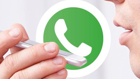 Conoce en qué lugar de tu teléfono WhatsApp todas tus notas de voz. (Foto: WhatsApp)