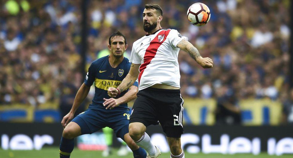 Boca Juniors vs. River Plate. (Getty images)
