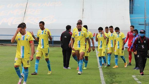 Representante de Carlos Stein aseguró permanencia del equipo en primera división. (Foto: Liga 1)