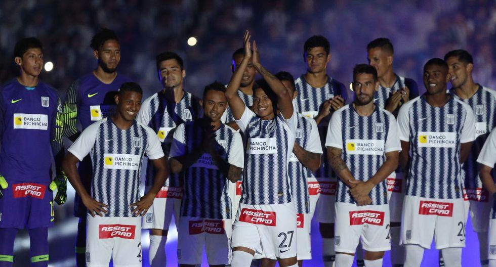 Periodista brasileña agradeció a Alianza Lima. (Foto: GEC)