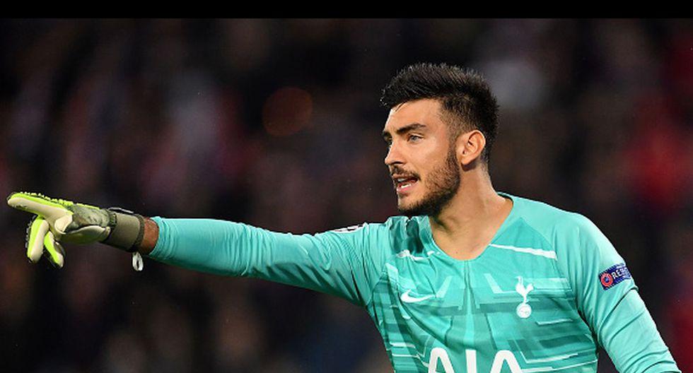 Paulo Gazzaniga (Tottenham/ARG): El argentino volvió a ser titular con los 'Spurs' y sumó su segundo partido de Champions League con la puerta a cero en el triunfo sobre el Estrella Roja (4-0).