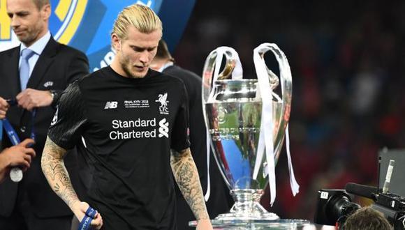 Liverpool venció 2-0 a Tottenham y conquistó su sexta Champions en Madrid. (Foto: AFP)