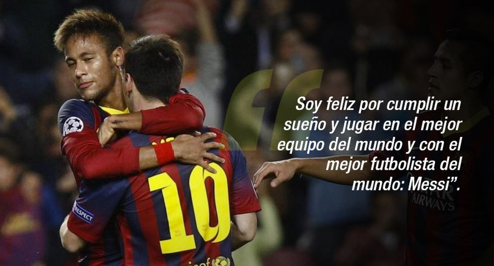 Engañó A Todos Las Mejores Frases En Las Que Neymar Le