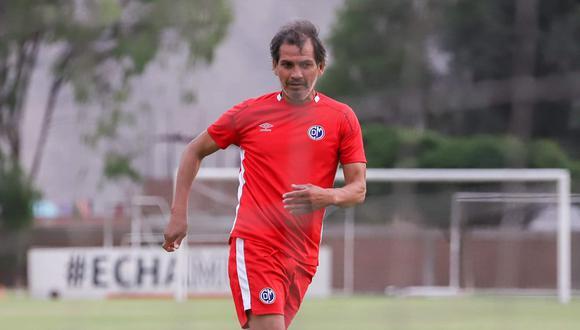 Franco Navarro llegó esta temporada a Deportivo Municipal. (Foto: Deportivo Municipal).