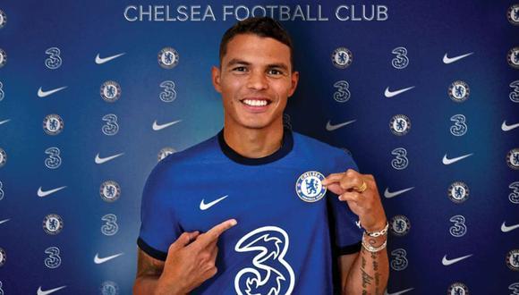 Thiago Silva Ones to Watch SBC ya está en FIFA 21 y así podrás ficharlo