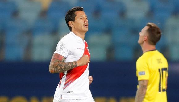 Gianluca Lapadula ha sido titular en todos los partidos de Copa América. (Foto: EFE)
