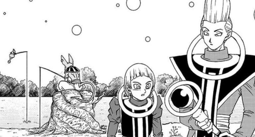 Dragon Ball Super: 'Merus' cambió de 'look' en el capítulo 59 del manga de Toyotaro.