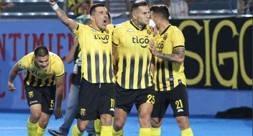 Guaraní venció a Palestino y se metió a la fase de grupos de la Copa Libertadores 2020.