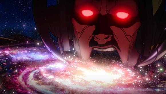 """""""What If...?"""" nos da un adelanto de cómo se vería Galactus en el UCM. (Foto: Disney Plus)"""