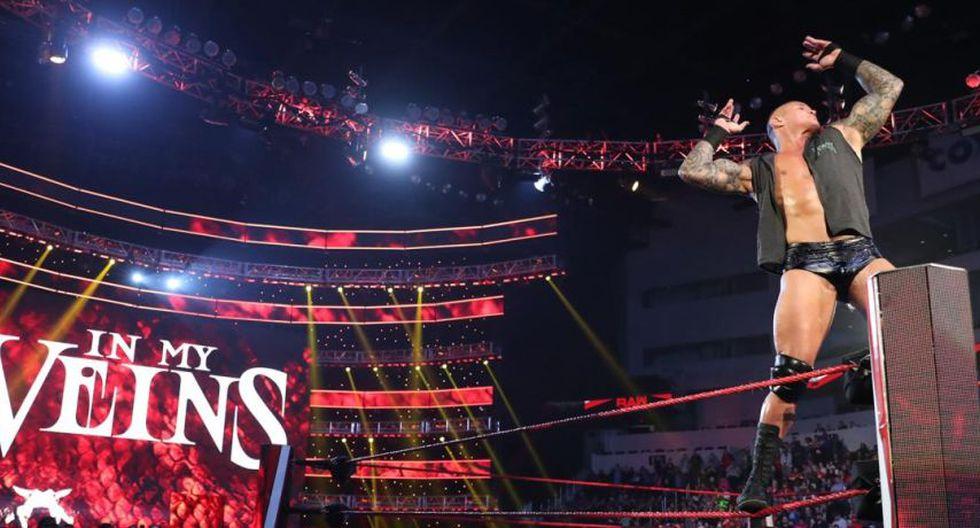 9. Randy Orton con 26 eliminaciones. (WWE)