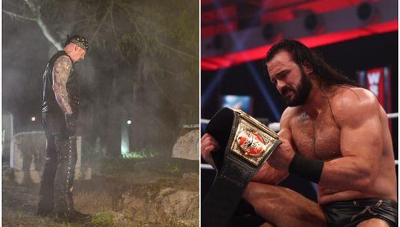 WrestleMania 36 se convirtió en el evento de WWE con más interacciones en redes sociales. (WWE)