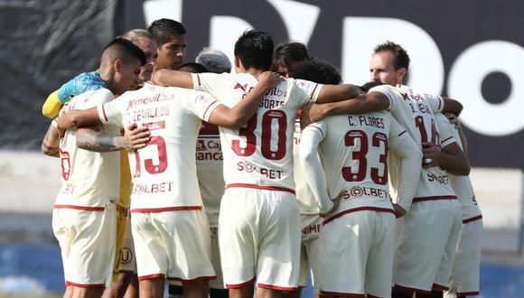 Universitario tiene entre sus convocado para el duelo ante Defensa y Justicia a cinco de la Sub-20. (Foto: Universitario de Deportes)