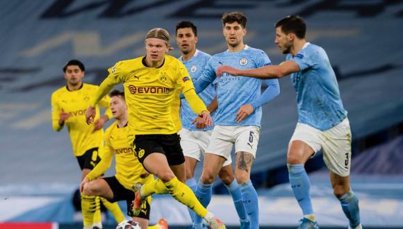 Manchester City vs. Borussia Dortmund (2-1): goles, resumen e incidencias  de la serie de ida de la Champions League 2021 | FUTBOL-INTERNACIONAL |  DEPOR
