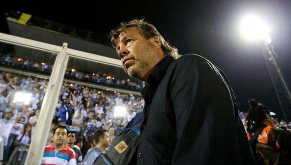 Zielinski mandó a River Plate al descenso en 2011. (Getty)