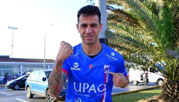 Diego Guastavino tiene siete partidos y 473 minutos en la Liga 1. (Foto: Carlos A. Mannucci)