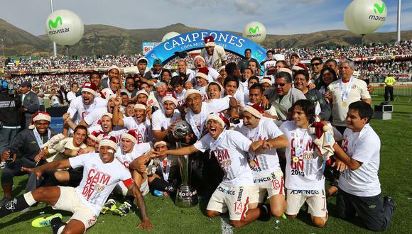 Universitario vuelve a disputar una final desde el 2013. (Foto: GEC)