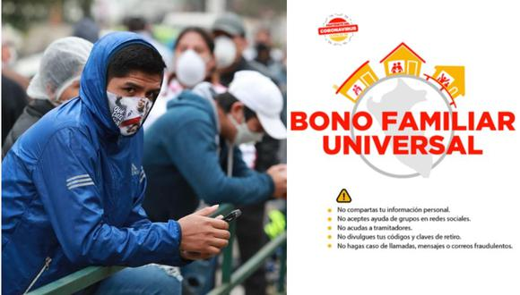 Segundo Bono Universal de septiembre: desde cuándo y cómo cobrar subsidio