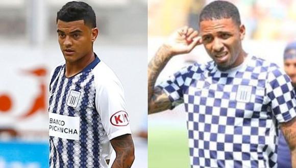 Carlos Beltrán y Alexi Gómez dejaron de pertenecer a Alianza Lima. (Foto: GEC)
