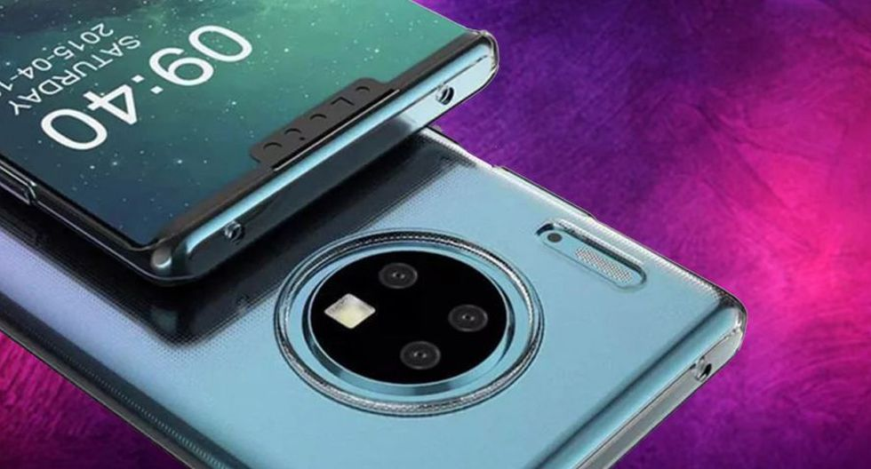 Huawei Mate 30 (Unocero)
