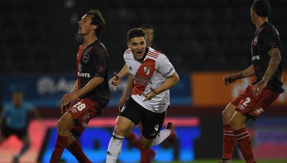 River Plate venció 4-1 a Newell's en Rosario por la Liga Profesional. (Foto: River Plate)