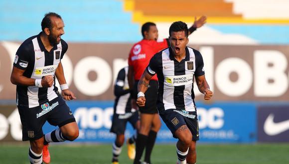 Lagos destacó experiencia en Alianza Lima. (Foto: Liga 1)