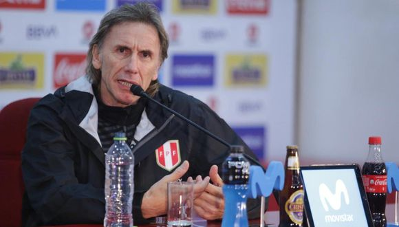 Ricardo Gareca EN VIVO EN DIRECTO ONLINE habla en conferencia de prensa. (FPF)
