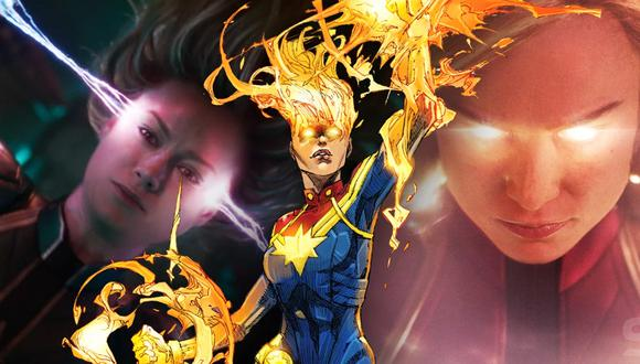 Marvel: Capitana Marvel regresa a su apariencia clásica en nuevo cómic. (Foto: Marvel)