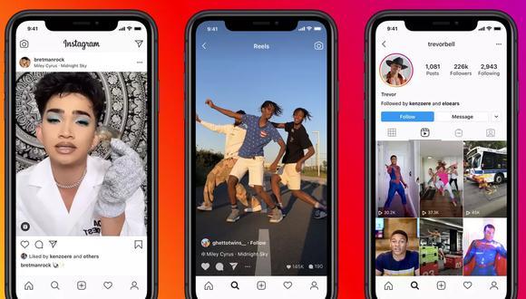 Instagram lanza Reels, el TIkTok de Facebook que te gustará usarlo de manera continua | Foto: Instagram