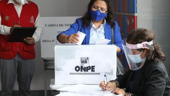 ONPE, dónde me toca votar: consulta tu local de votación y a qué hora acercarte. (ONPE)