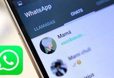 """WhatsApp y el truco para ocultar """"escribiendo"""" de tus conversaciones"""