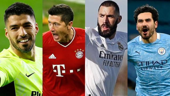 Para culminar con la ida de octavos de final de Champions League, los últimos cuatro duelos de la jornada de martes y miércoles
